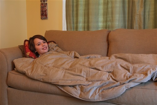 Sleep Tight Weighted Blanket